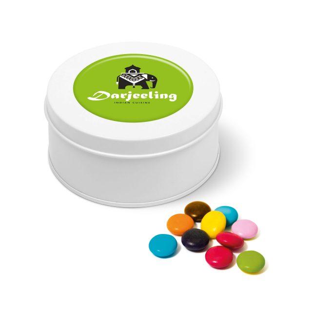 Treat Tin – White – Beanies