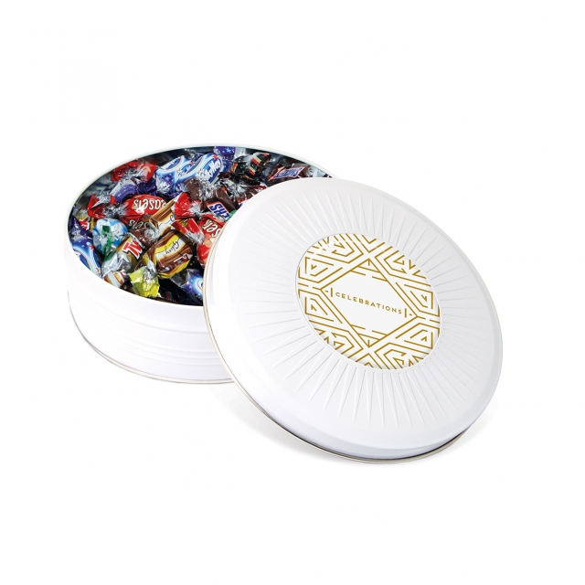 Winter Collection – Share Tin – Sunray – Celebrations