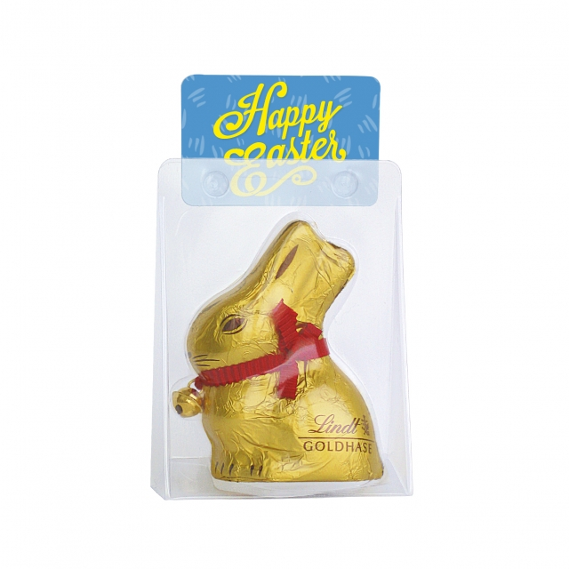 Easter – Lindt Chocolate Bunny